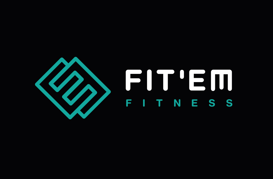 FIT-EM logo on black